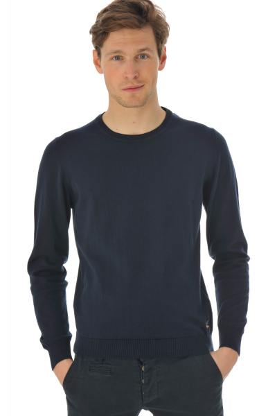 Pull col rond manches longues Chevignon              title=