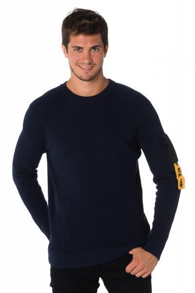 Marineblauer Herren Pullover von Diesel
