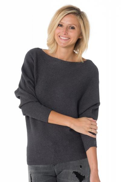Pull/Sweatshirt Femme Kaporal TERRY DARK GREY M