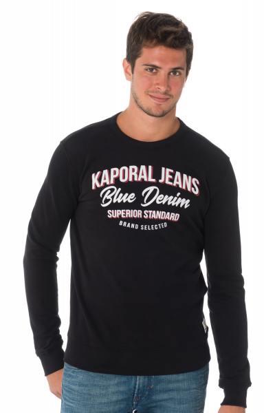 Pull/Sweatshirt Homme Kaporal FUOL BLACK