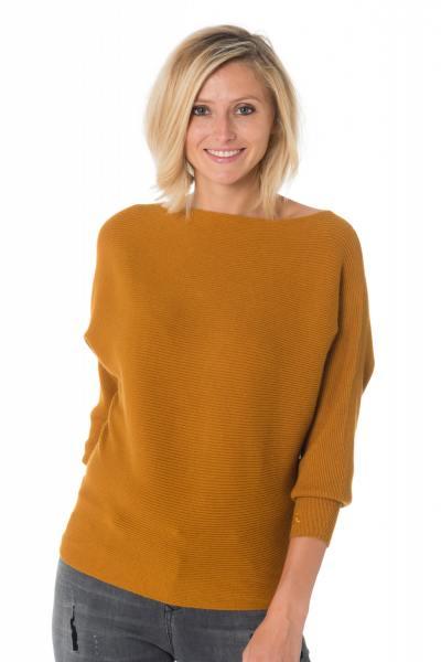 Honigfarbener Damen Pullover von Kaporal