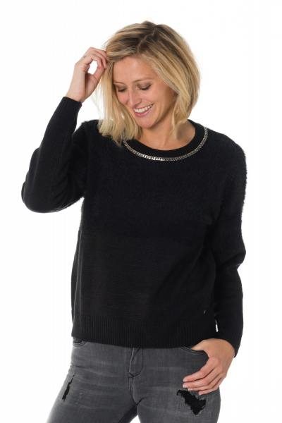 Pull/Sweatshirt Femme Kaporal CARON DARK GREY