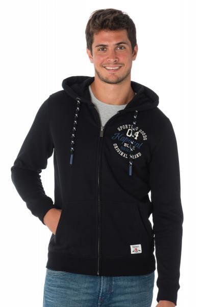Pull/Sweatshirt Homme Kaporal FLAZ BLACK