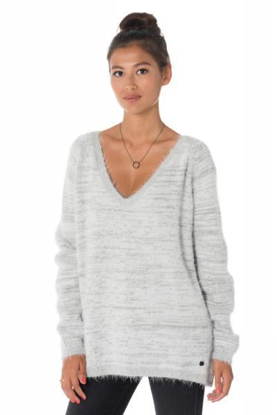 Pull/Sweatshirt Femme Kaporal TILLA OFF WHITE