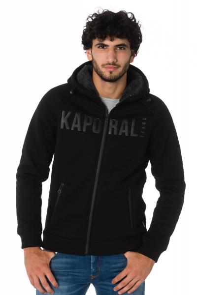 Pull/Sweatshirt Homme Kaporal LIMO BLACK