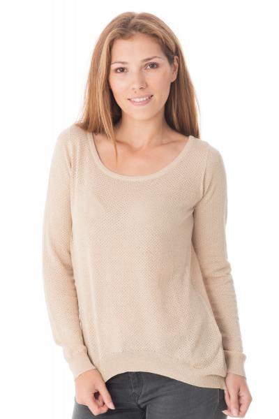 goldfarbener Damen-Pullover Kaporal              title=