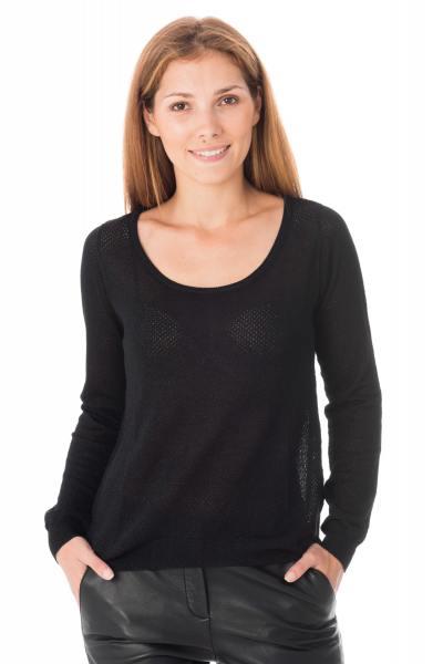 Pull/Sweatshirt Femme Kaporal TOPIC BLACK H16