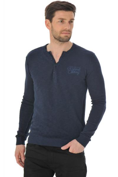 Pull/Sweatshirt Homme Kaporal ELMI BLUE NIGHT P16