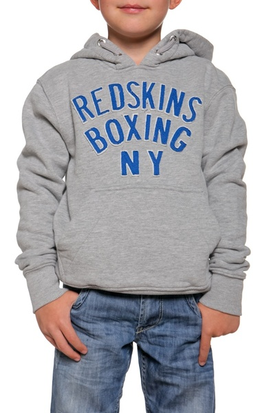 Pull/Sweatshirt Enfant Redskins Junior COOPER GRIS CHINE