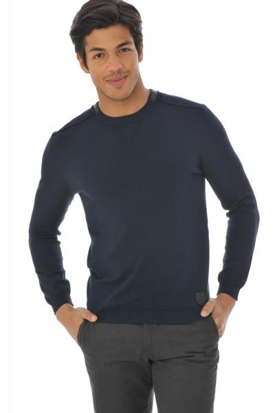 Pull/Sweatshirt Homme Redskins POWELL ELVIS NAVY DARK P16