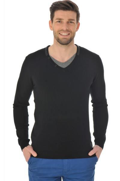 Pull/Sweatshirt Homme Redskins DARRIUS ELVIS BLACK P16