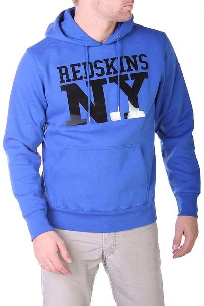 blauer Herrensweater REDSKINS