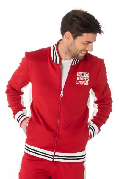 Pull/Sweatshirt Homme Redskins LATO SHUBA RED