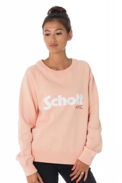 Pull/Sweatshirt Femme Schott SWGINGER1W BLUSH