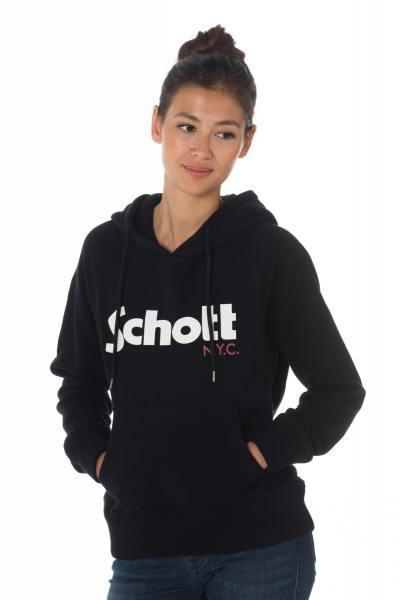 Pull/Sweatshirt Femme Schott SWGINGER2W BLACK