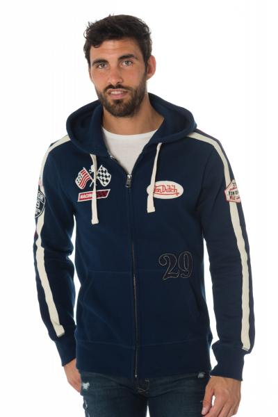 Pull/Sweatshirt Homme Von Dutch SWEAT BOB MA