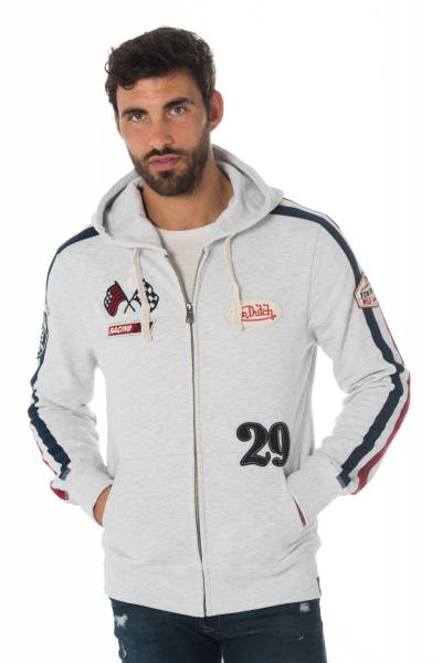 Pull/Sweatshirt Homme Von Dutch SWEAT BOB GRC