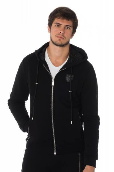 Pull/Sweatshirt Homme horspist OXFORD BLACK/BLACK