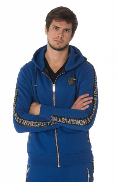 Pull/Sweatshirt Homme horspist SNAP BLUE ROYAL