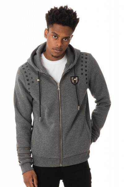 Pull/Sweatshirt Homme horspist PASCAL ANJO ANTHRACITE