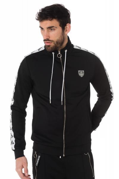 Pull/Sweatshirt Homme horspist CASH M304 BLACK