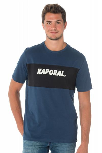 Tee Shirt Homme Kaporal SYRUS BLUE US