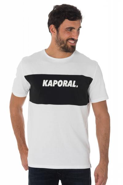 Tee Shirt Homme Kaporal SYRUS WHITE