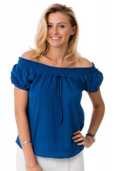 Tee Shirt Femme Kaporal NINA STRONG BLUE