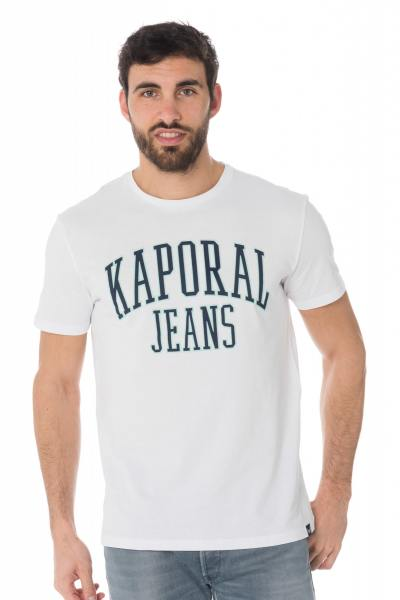 Tee Shirt Homme Kaporal PARC WHITE