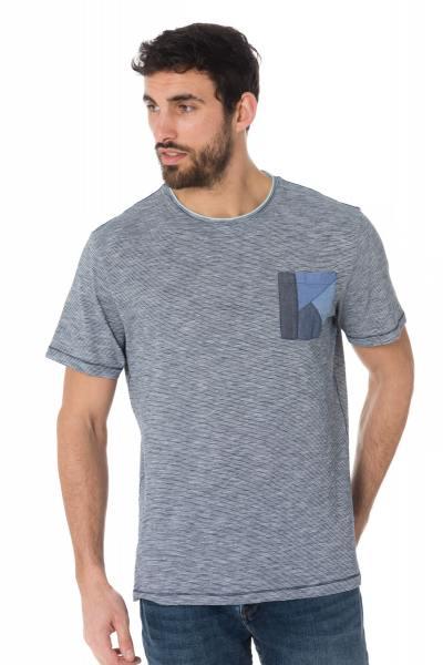 Tee Shirt Homme Kaporal NELPI BLUE US
