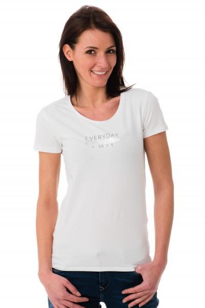 Tee Shirt Femme Kaporal ABEL WHITE P17
