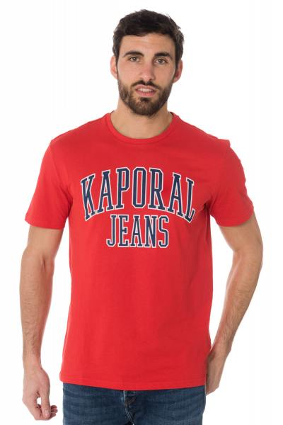 Tee Shirt Homme Kaporal PARC RED