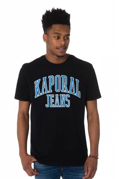 Tee Shirt Homme Kaporal PARC BLACK
