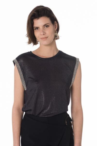Tee Shirt Femme Le temps des Cerises TSHIRT KIFLASH MIDNIGHT