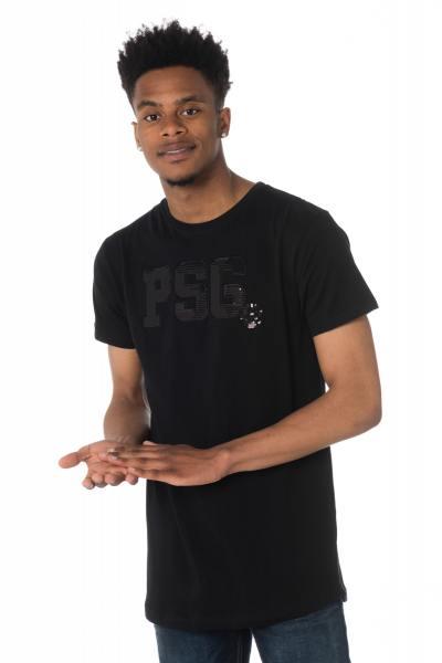 Tee-shirt homme PSG avec sequins              title=