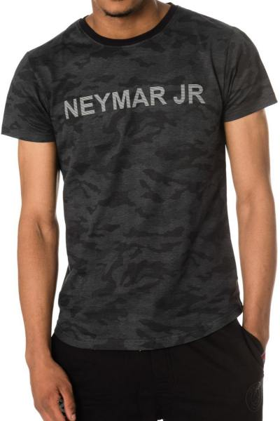 Tee Shirt Enfant Paris Saint Germain T-SHIRT D NAHIL JUNIOR NOIR NEYMAR
