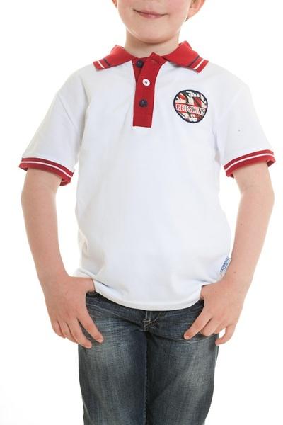 Tee Shirt Enfant Redskins Junior TERENCE BRIDGE BLANC