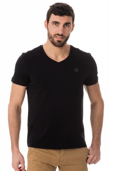 Tee Shirt Homme Redskins WASABI CALDER BLACK H16
