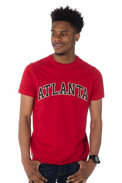 Tee Shirt Homme Schott TSCAMPUS RED