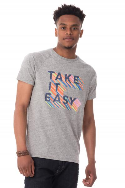 Tee Shirt Homme Scotch and Soda 136492 0607