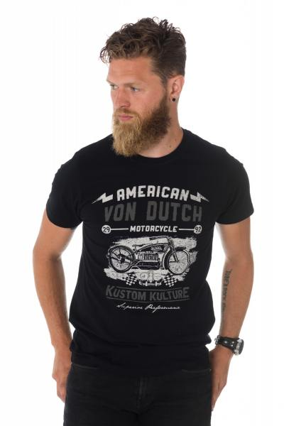 Tee Shirt Homme Von Dutch T SHIRT BLAKE