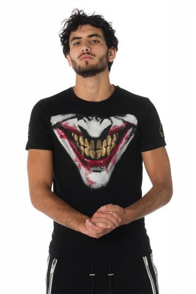 Tee Shirt Homme horspist CONTREDAS BLACK