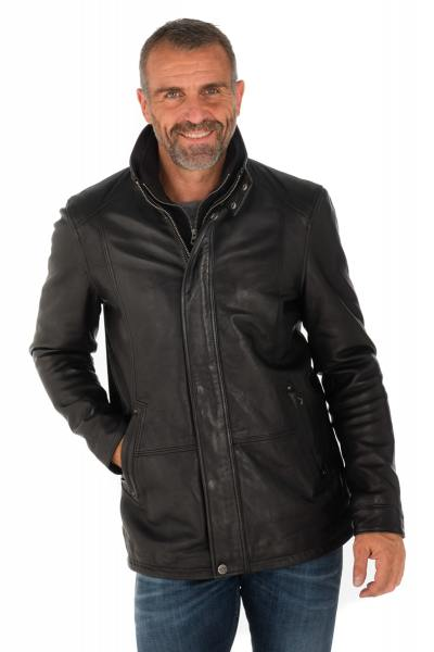 Veste Homme Daytona GLOSTER SHEEP POLO BLACK