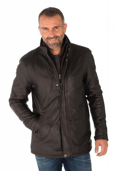 Veste Homme Daytona GLOSTER SHEEP POLO BROWN