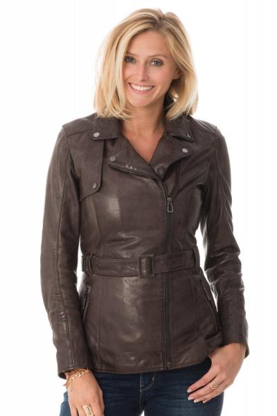 Veste Femme rose garden DOROTHY LAMB RUBY BROWN