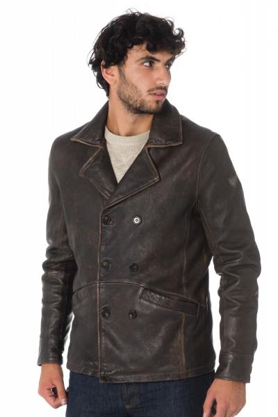 Veste Homme Gipsy BUTCH ANTIC BROWN