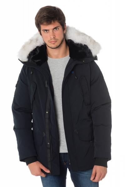 Veste Homme Helvetica EXPEDITION MEN EWARM PURE EDITION NAVY 2K20