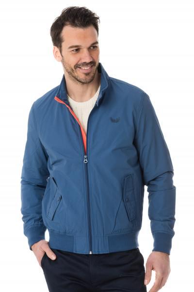 leichte Jacke in orange und blau Kaporal              title=