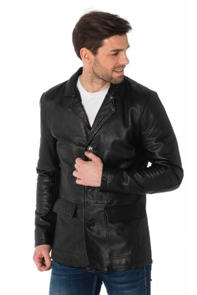 Veste Homme Last Rebels BLAZER ALBAN BLACK