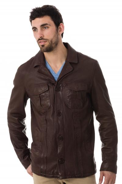 Veste Homme Oakwood JAGGER WHISKY 508